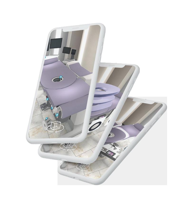 sample medical device sales 3d animation image