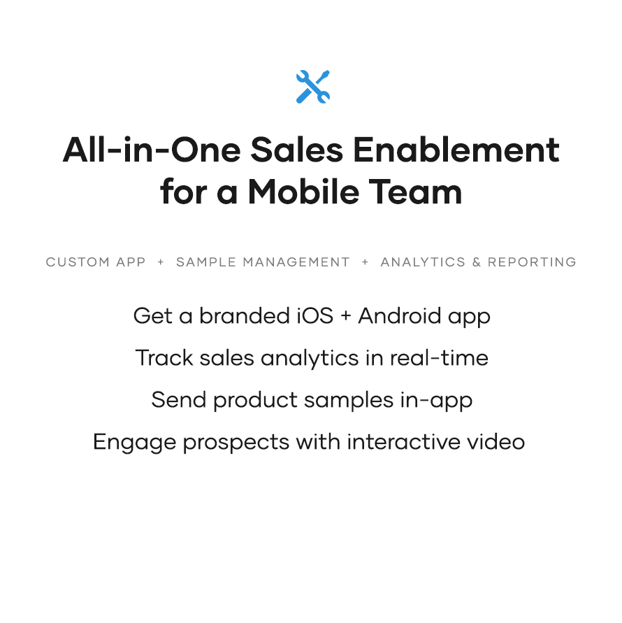 verb sales enablement