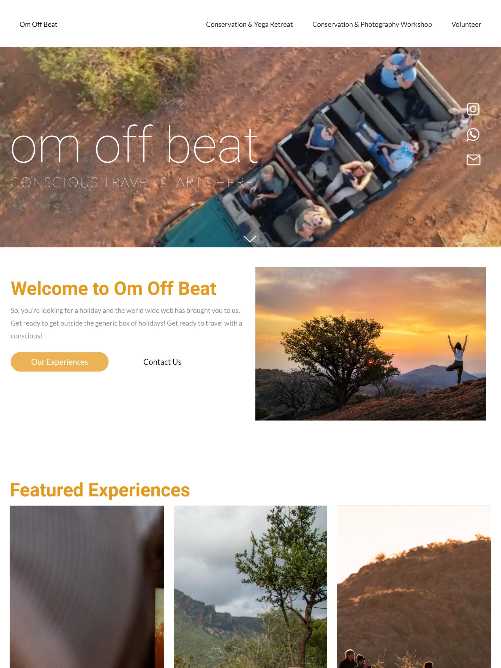 Om Off Beat