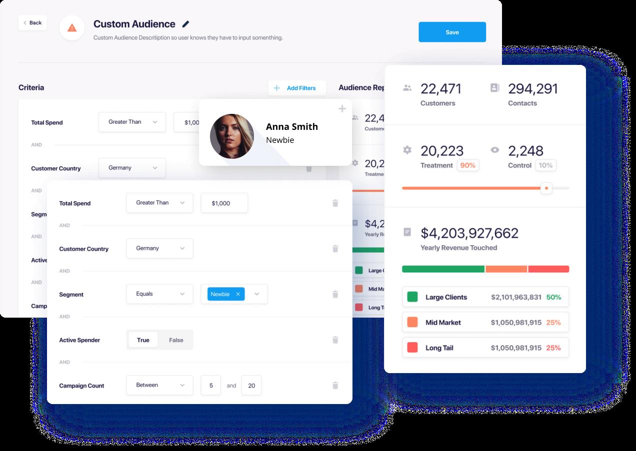 customer data platform integration in data warehouse