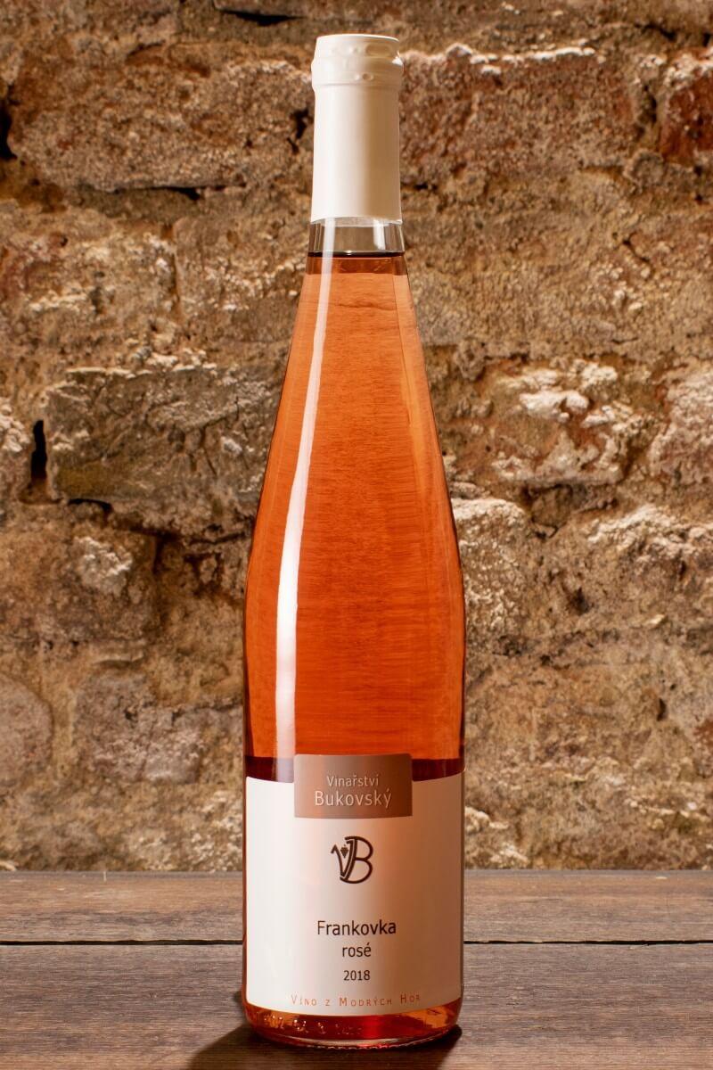 Frankovka rosé 2018