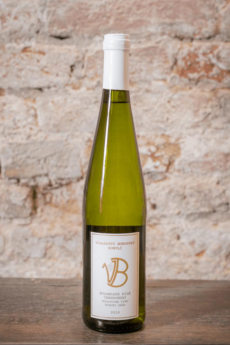 Rulandské bílé & Chardonnay 2019