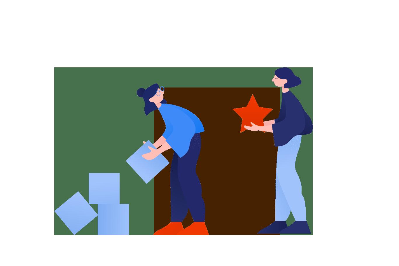 Humi's Employee management software - Employee list
