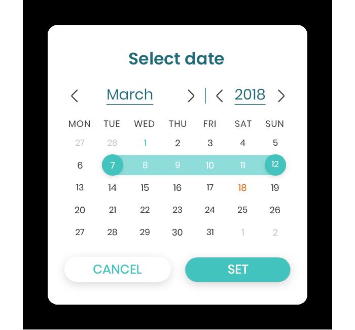 RSQ Clinic Calendar