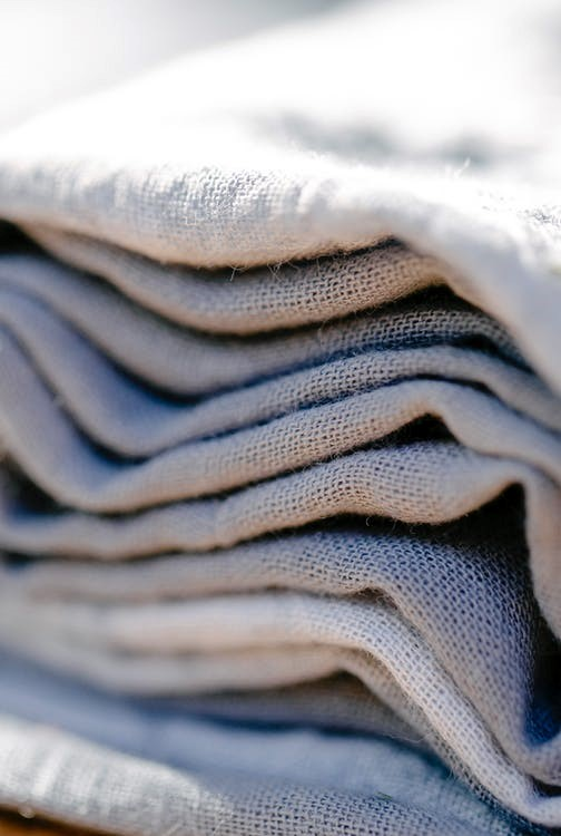 cloth made with eco-friendly manufacturing methods