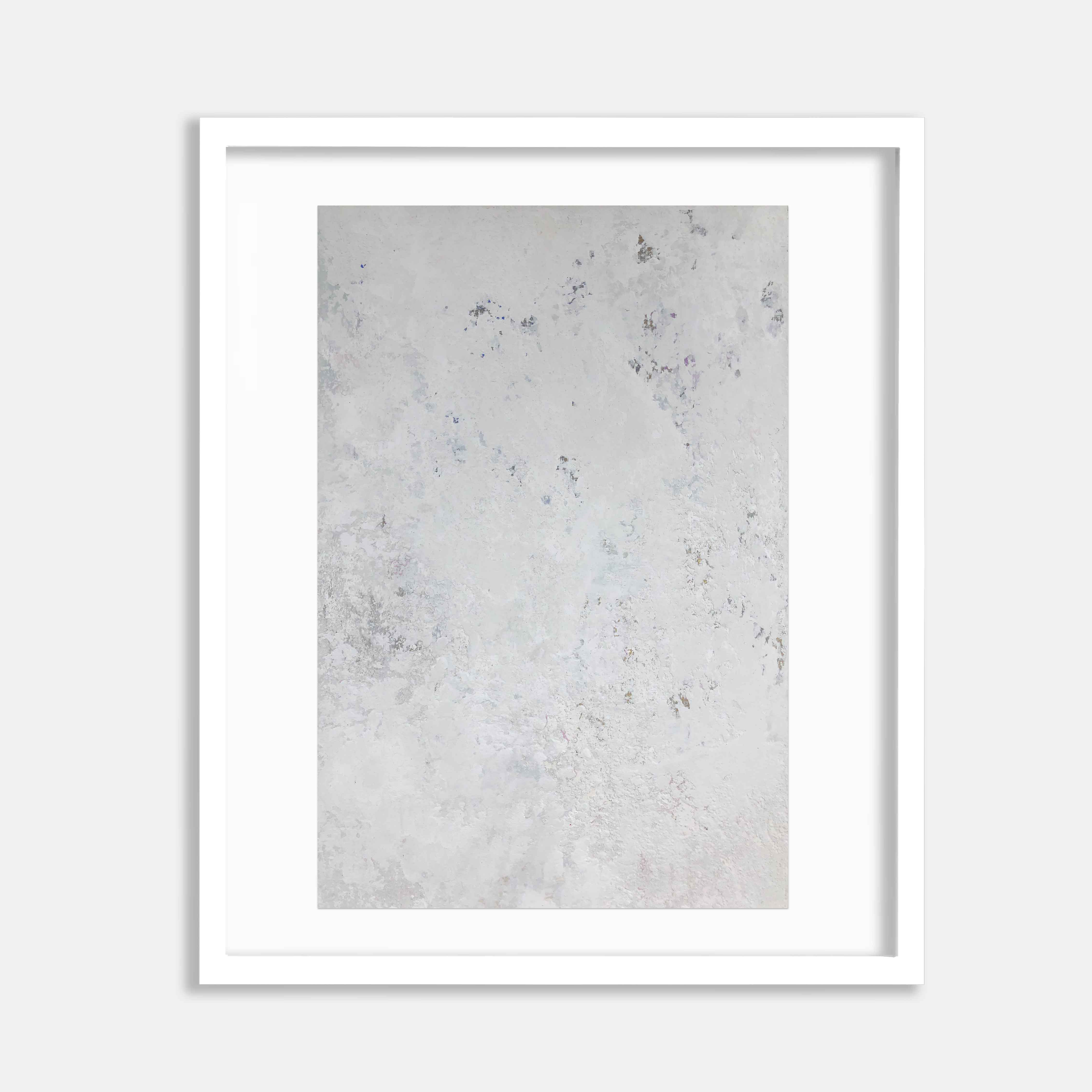 Untitled (White Painting 18-21)