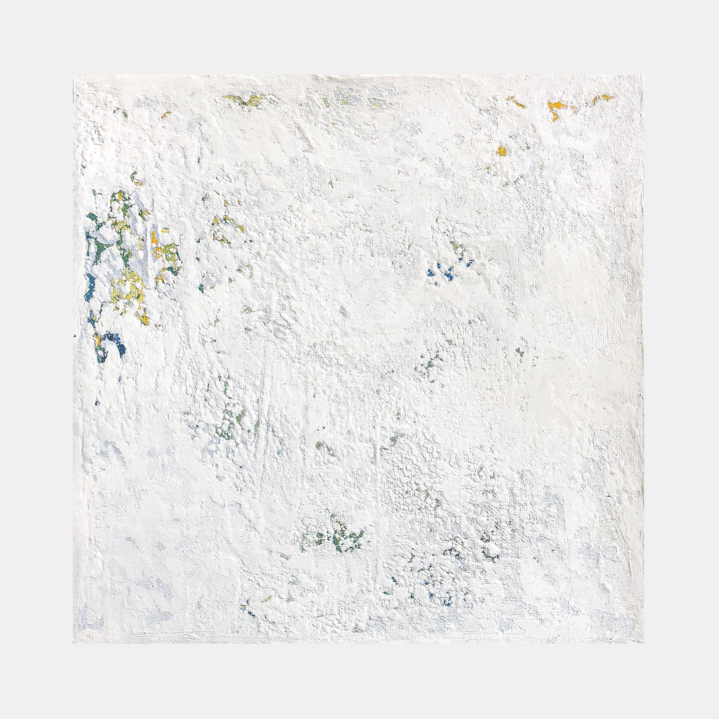 Untitled (White Painting 18-14)