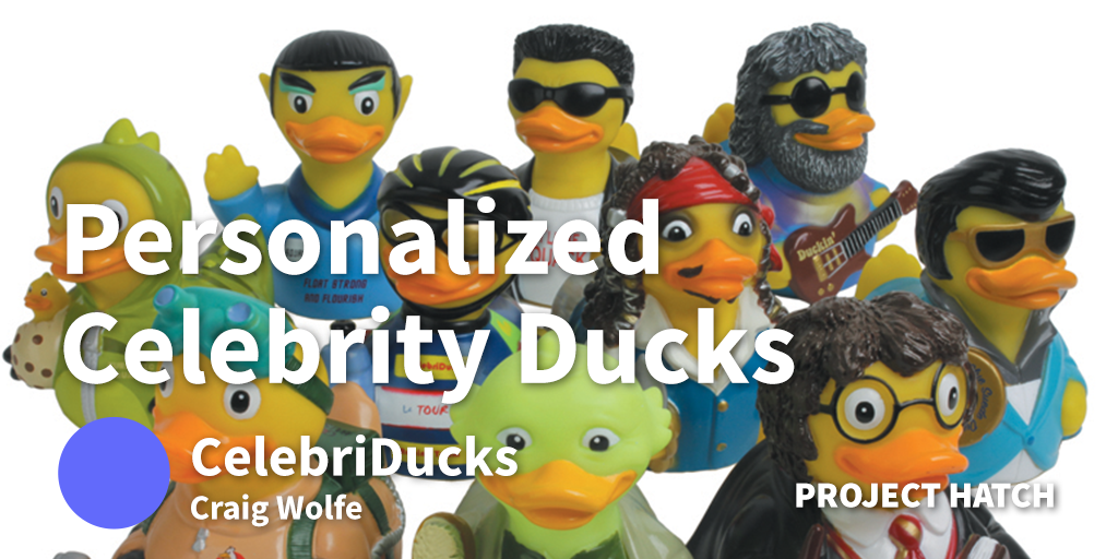 How My Celebrity Ducks Idea Exploded and Warren Buffett's Sister Reached Out