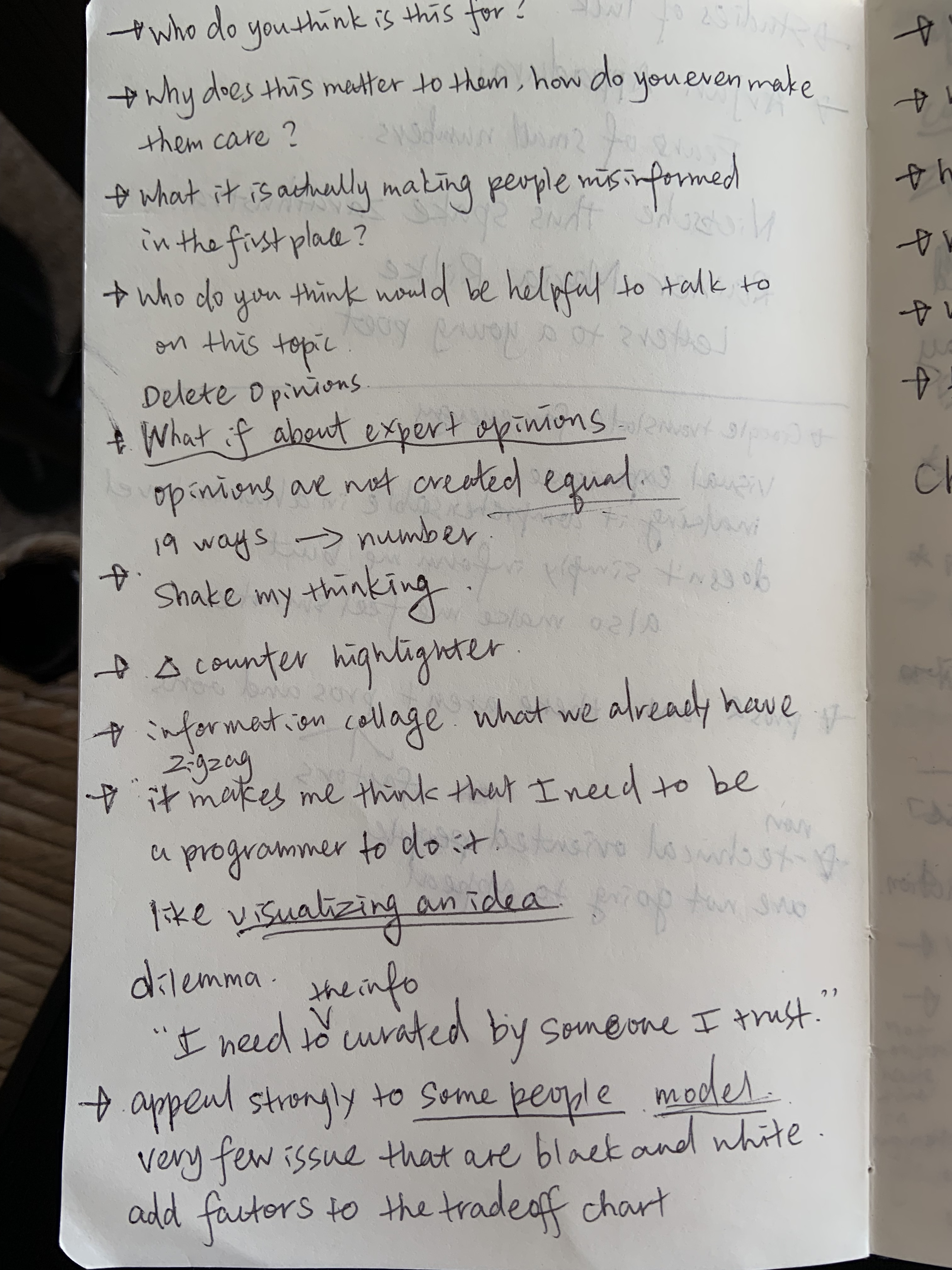 Barry's suggestions @Tara Lin