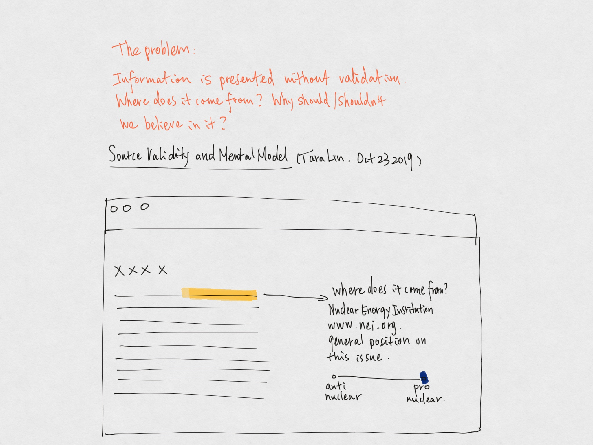 Source Evaluation @Tara Lin