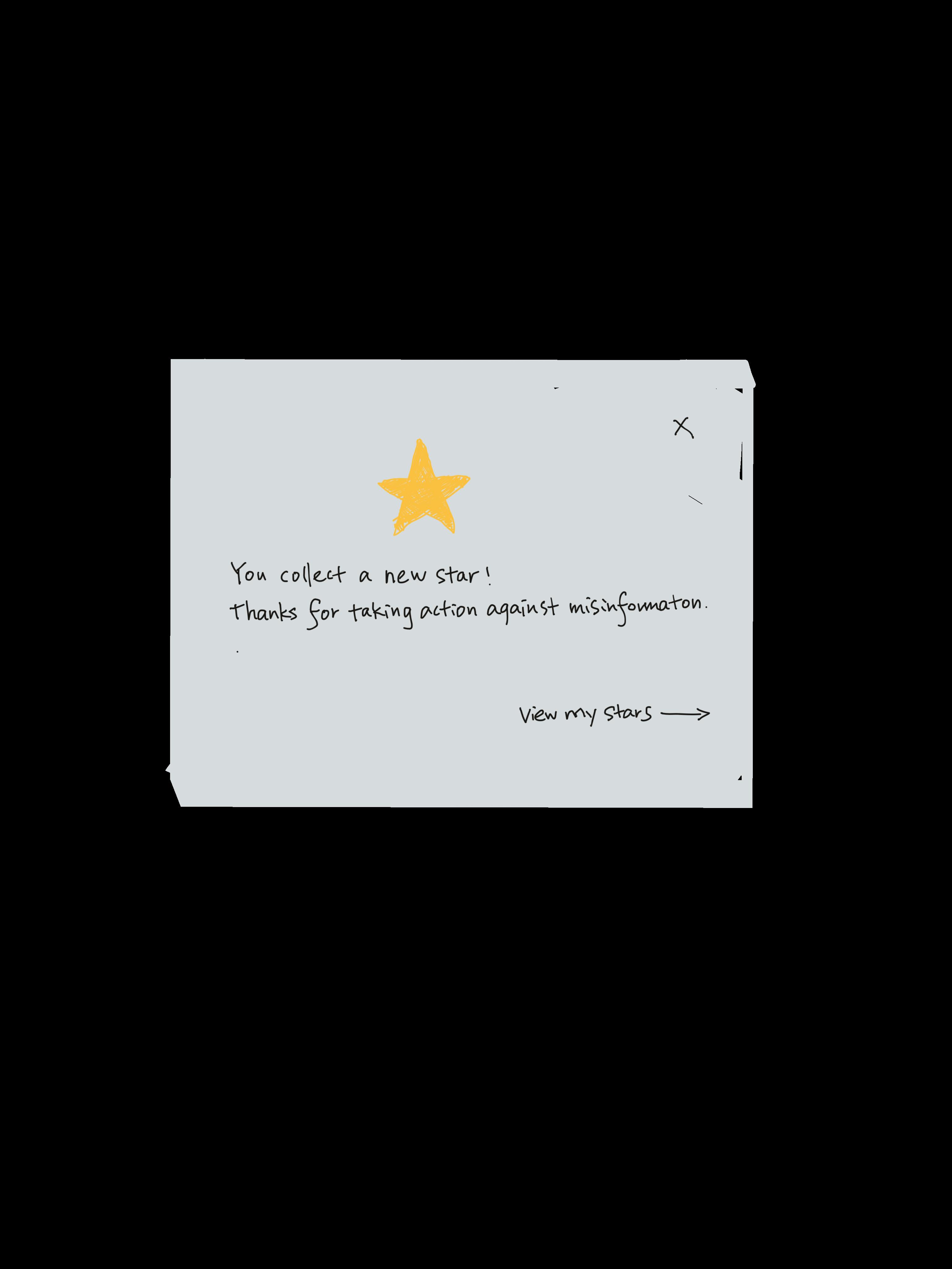 Provide positive feedbacks @Tara Lin