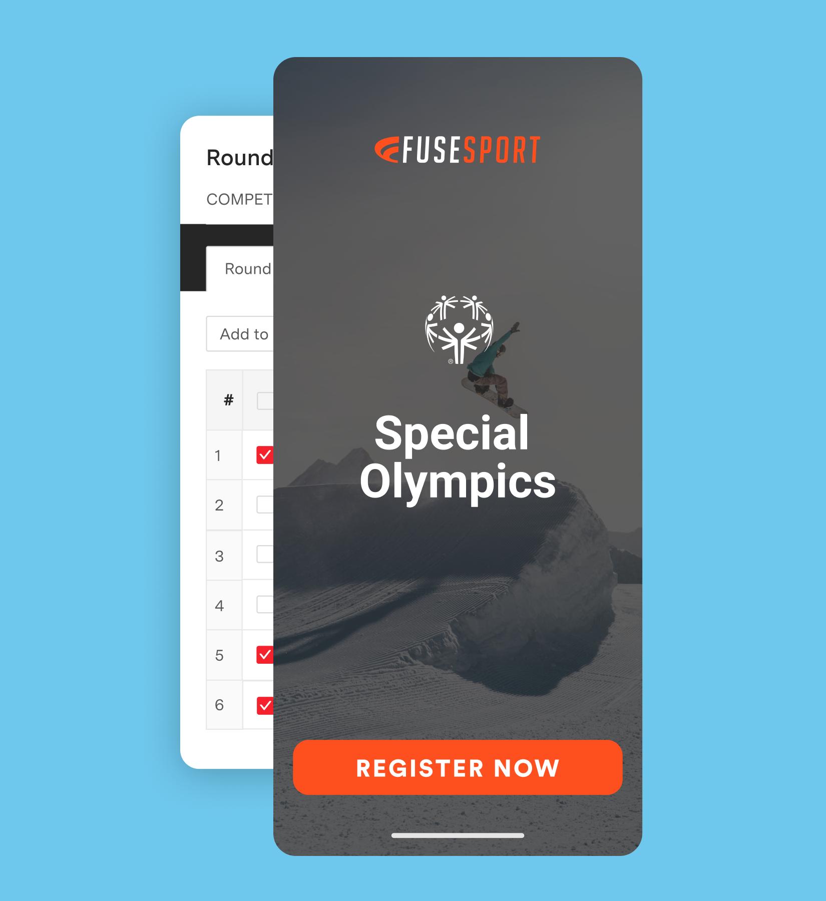 Fusesport-Sports Management Platform