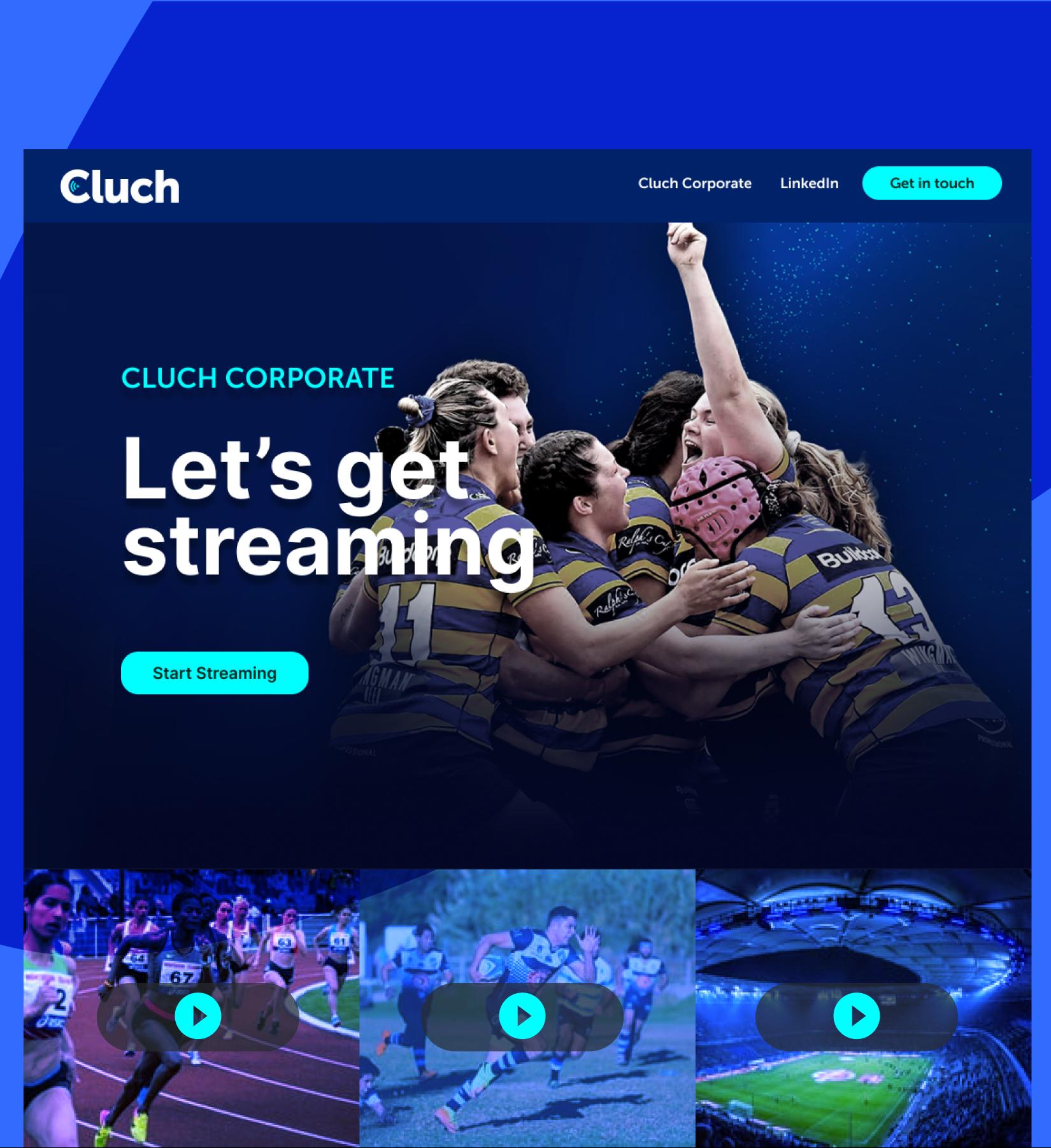 Clutch - MVP Build