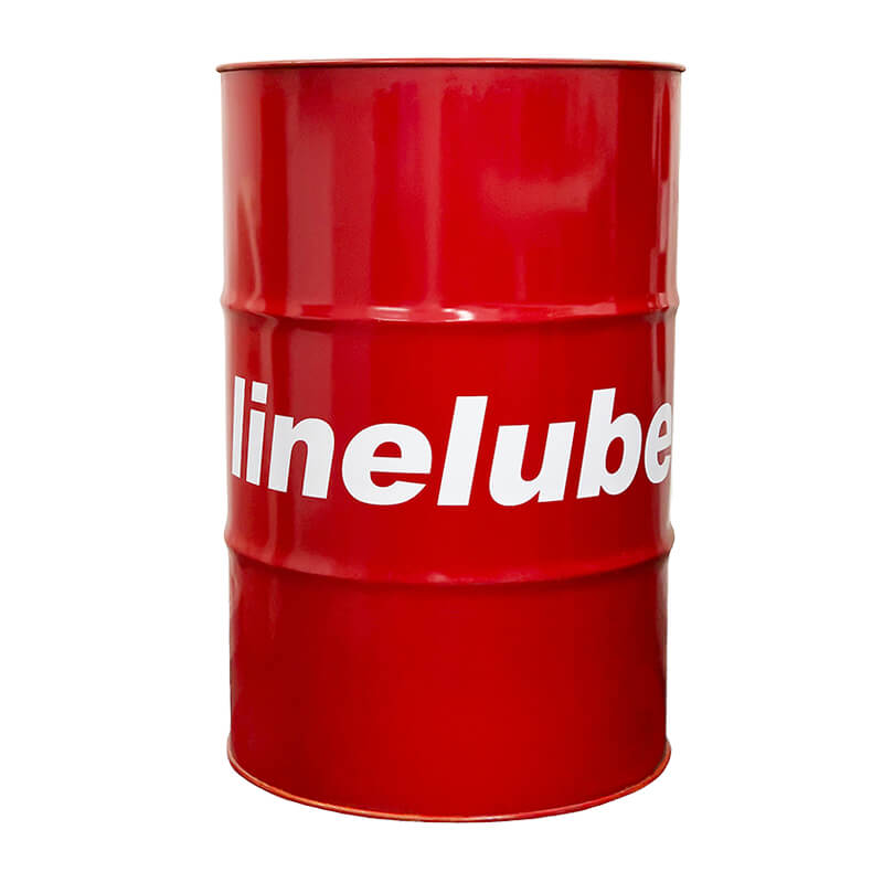linelube oil barrel