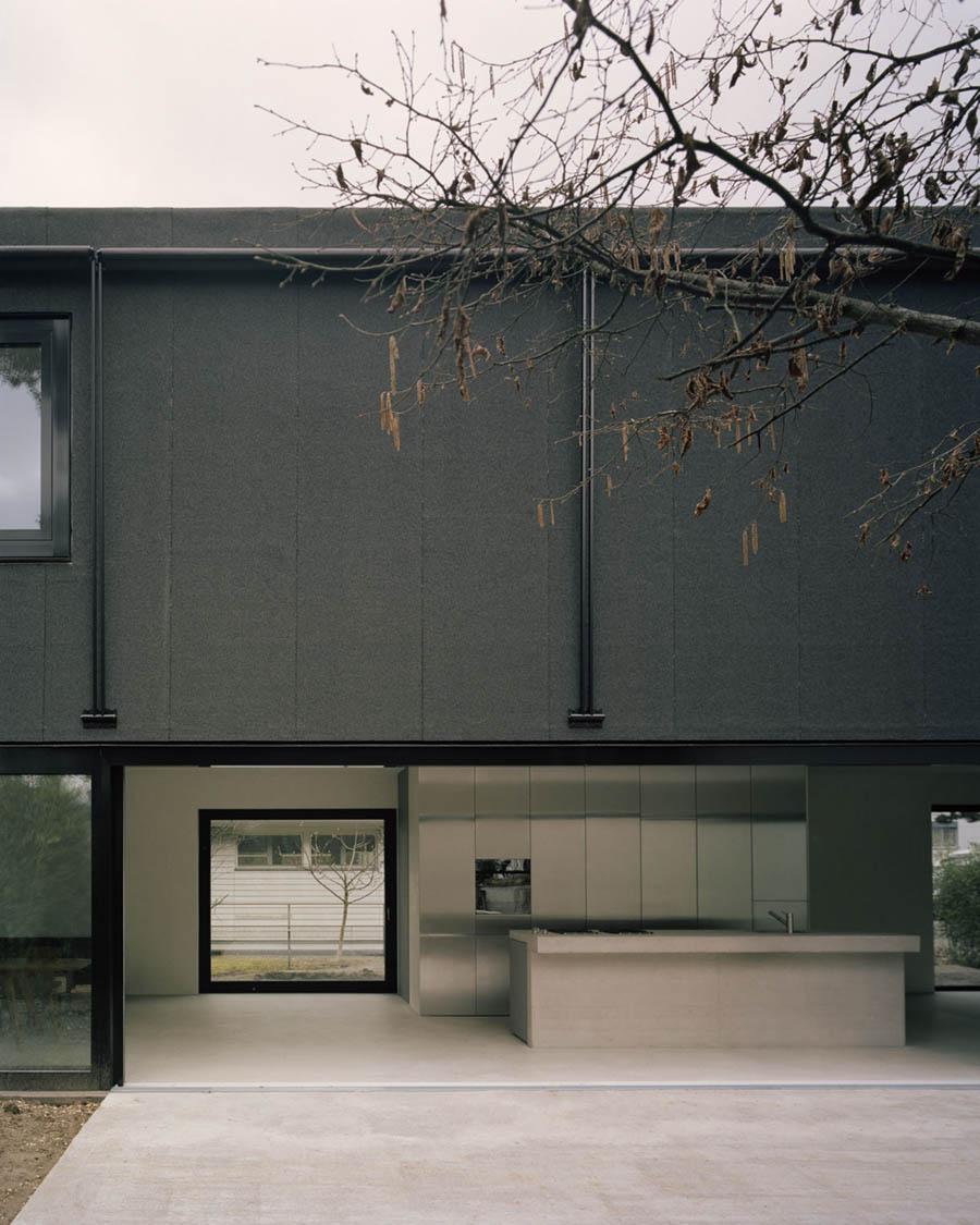 Münchenstein House by Buchner Bründler Architekten