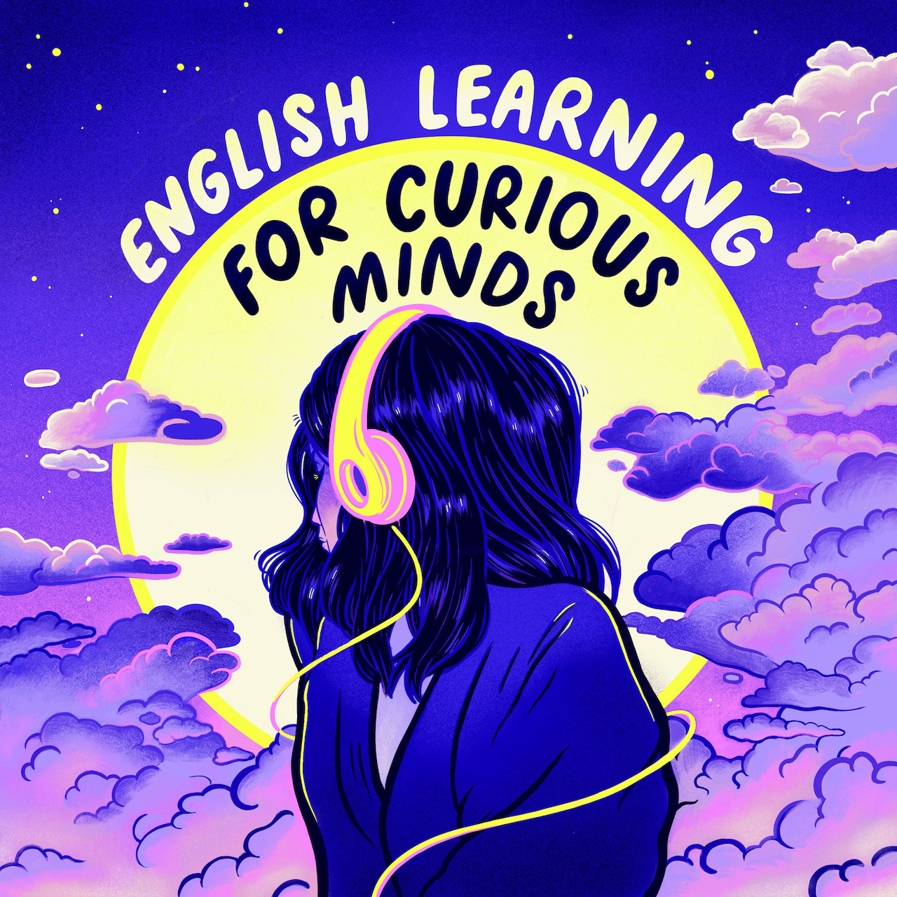 English Learning for Curious Minds Podcast Artwork