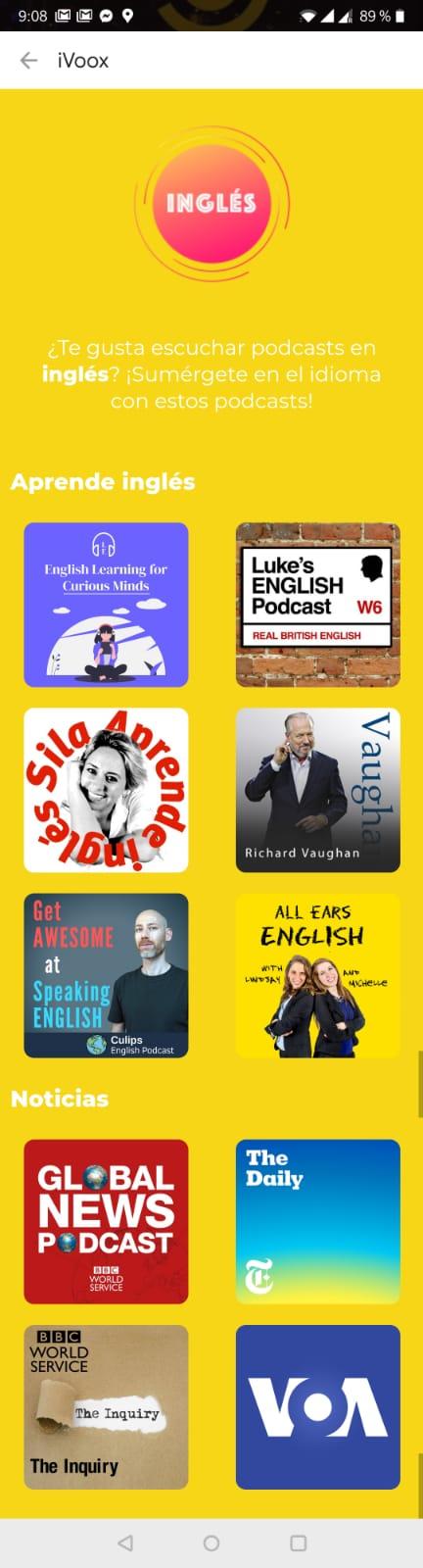 Podcast número 1 para o aprendizado de inglês