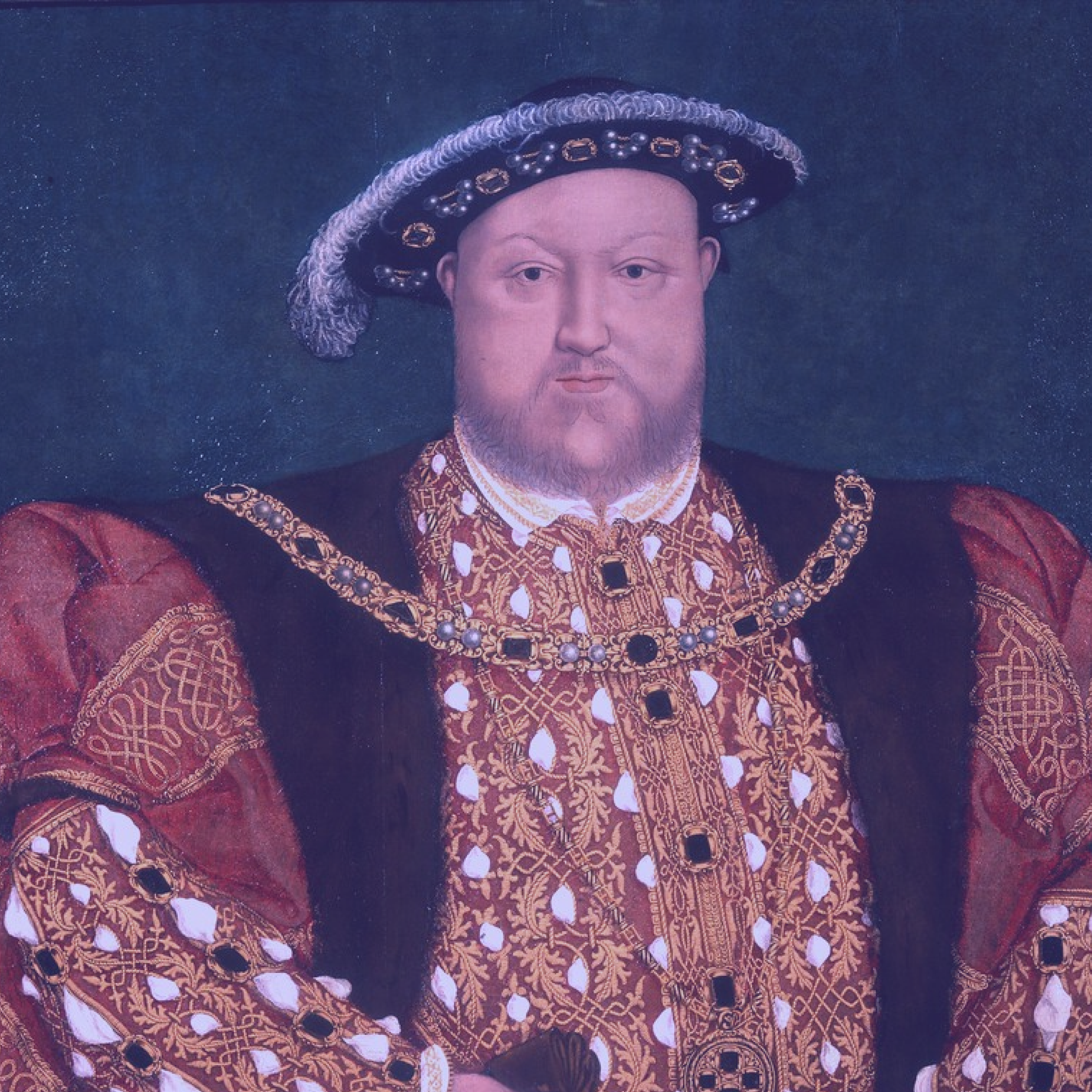 Henry VIII - The King With Six Wives