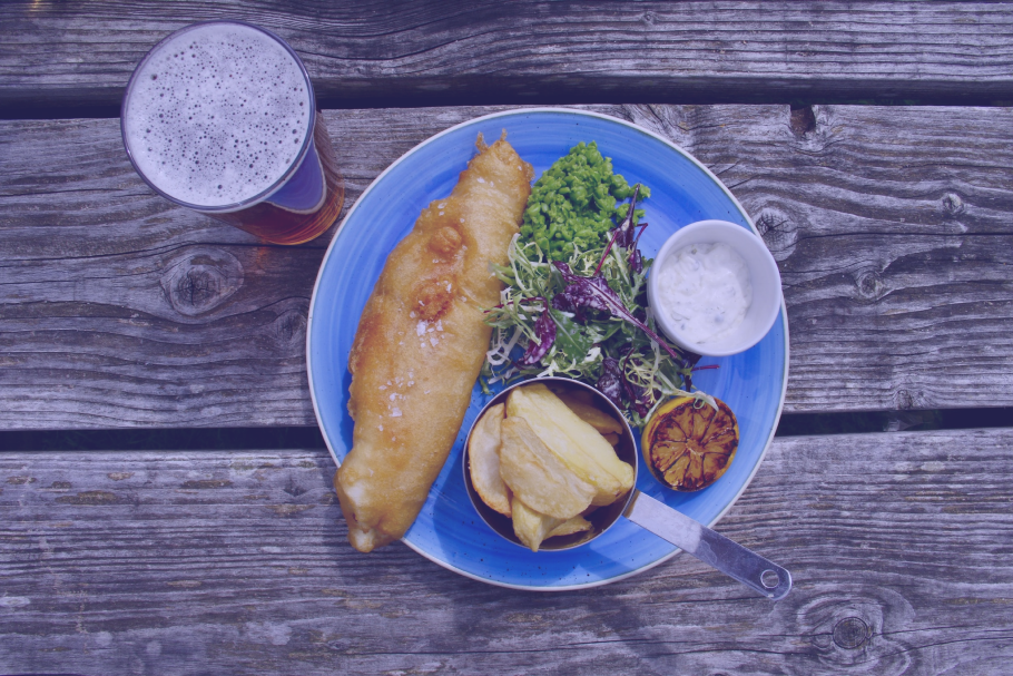 British Food Part 2: Fish & Chips