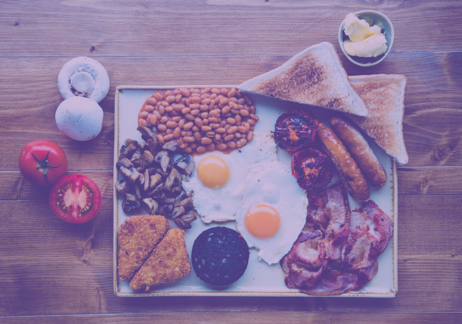 British Food Part 3: The English Breakfast