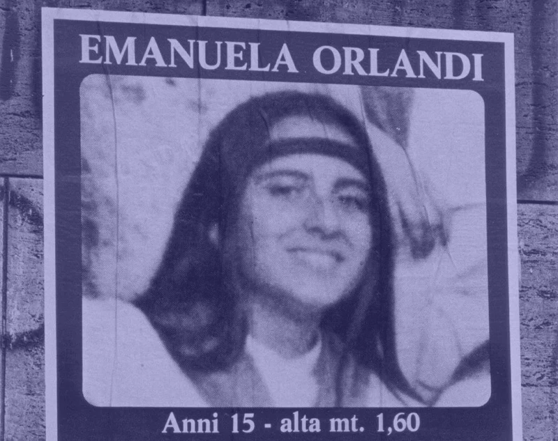 The Disappearance of Emanuela Orlandi