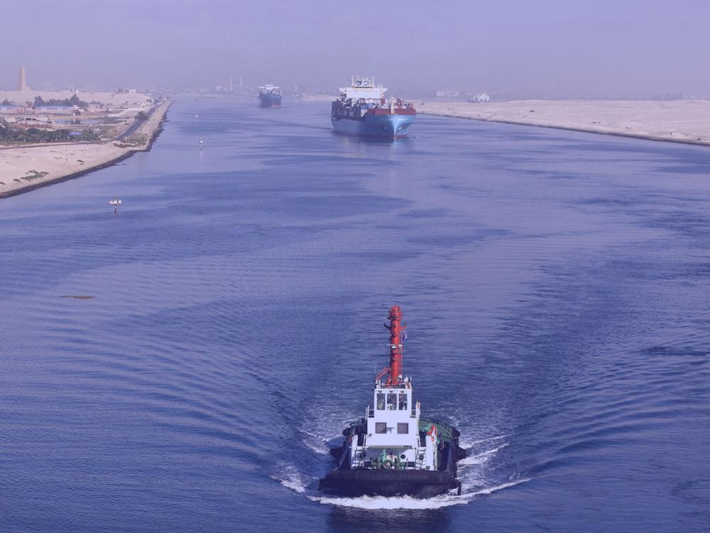 The Suez Canal