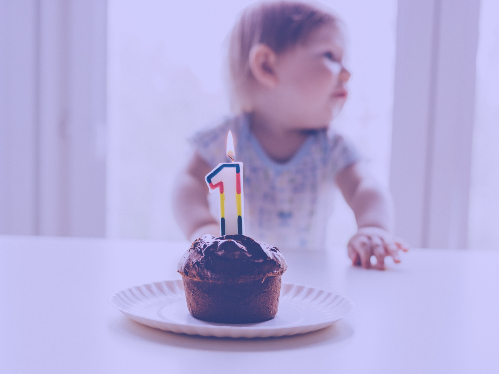 Happy 1st Birthday to English Learning for Curious Minds 🎂