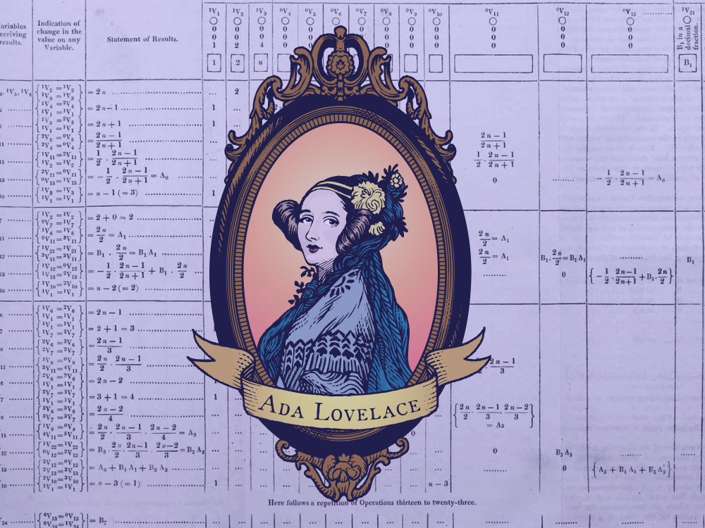 Charles Babbage & Ada Lovelace