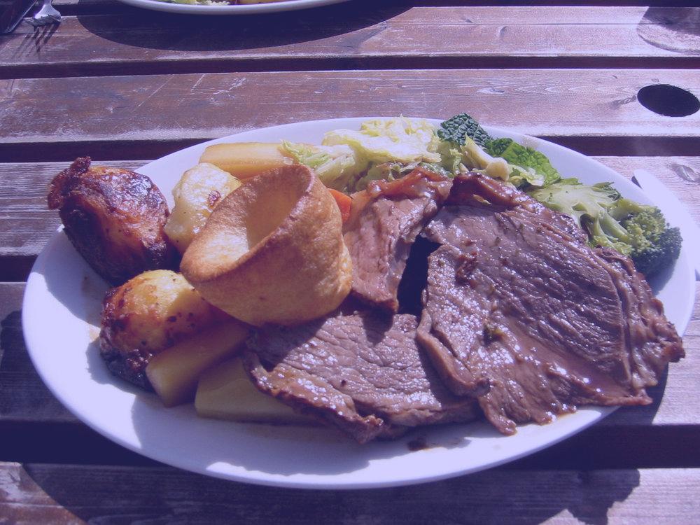 The Curious Taste of British Food
