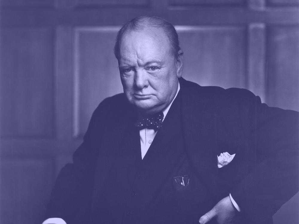 Winston Churchill: A British Icon