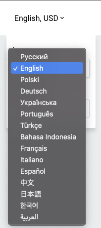 Languages on Preply