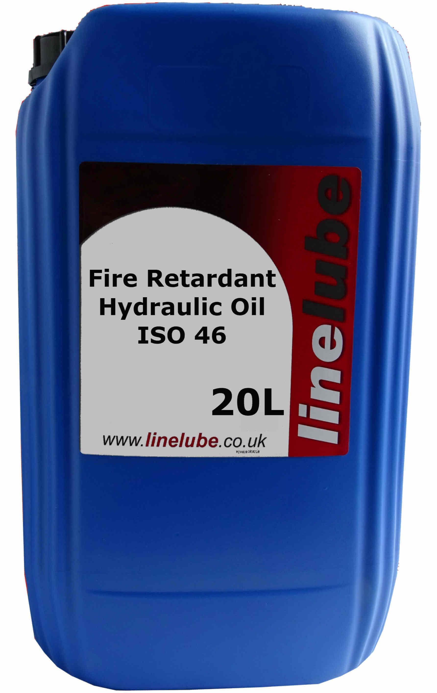 linelube Fire Retardant Hydraulic Oil ISO 46