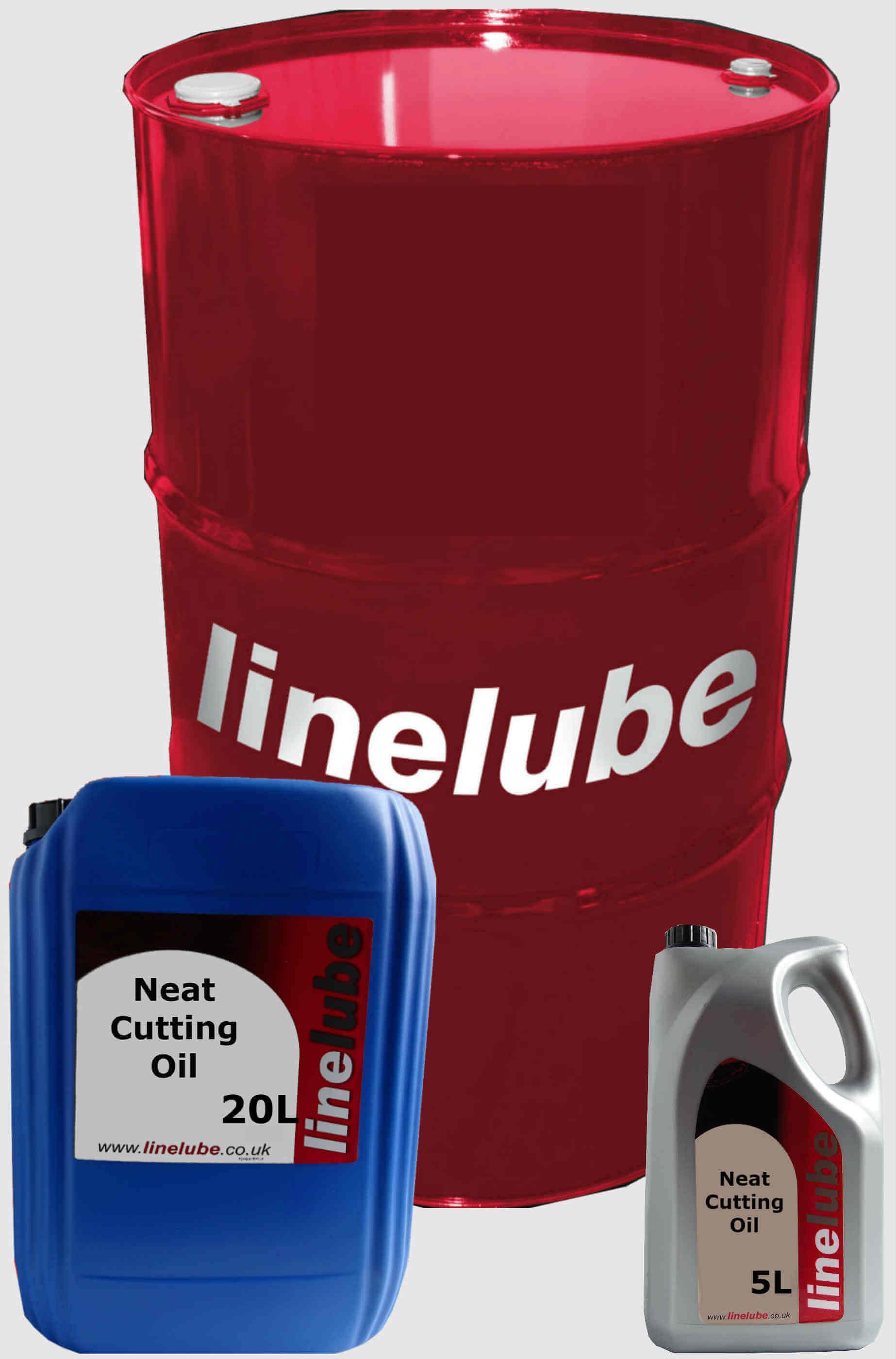 linelube Neat Cutting Oil