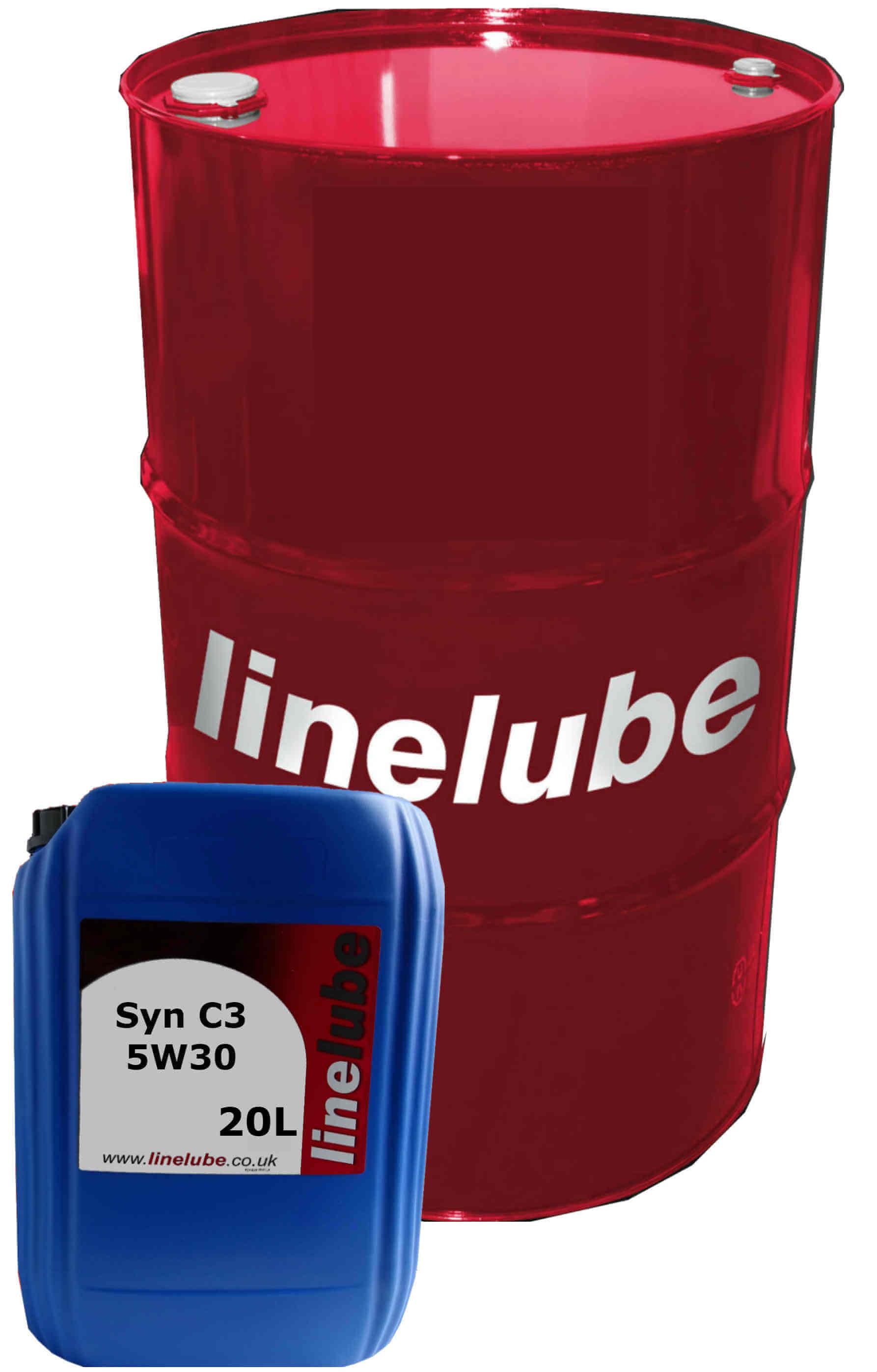 linelube Synthetic 5W-30 C3