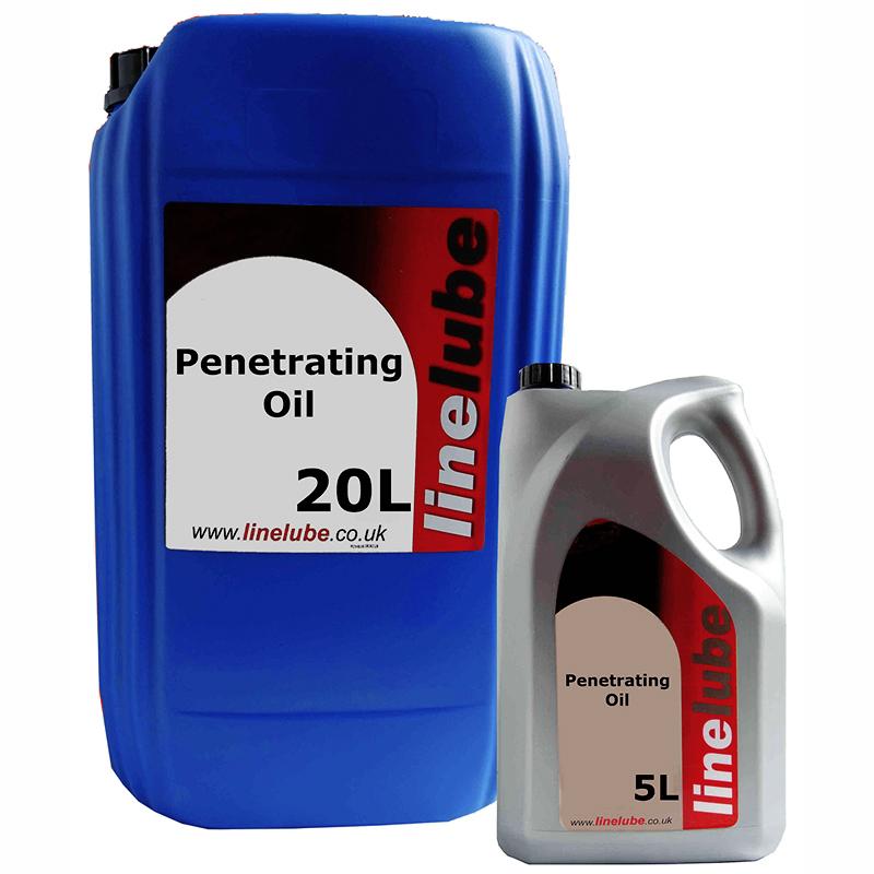 linelube Penetrating Oil