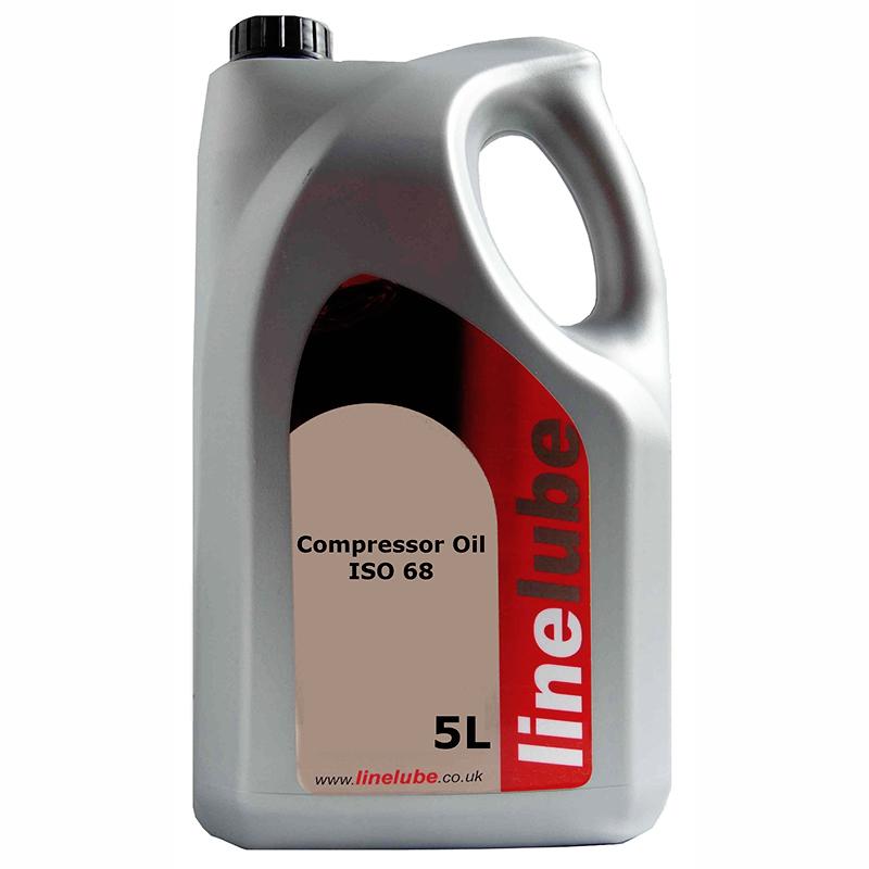 linelube Compressor Oil ISO 68