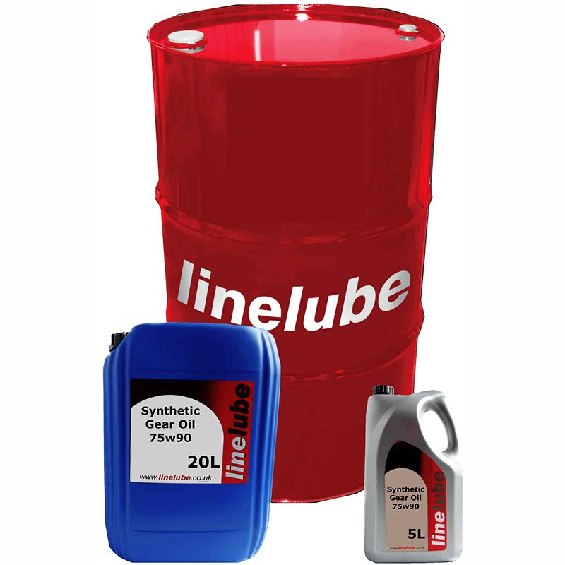linelube Synthetic Gear Oil 75W-90