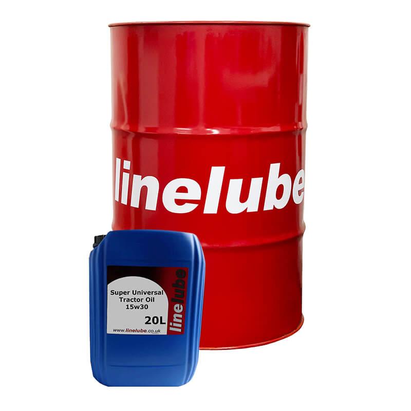 linelube Super Universal Tractor Oil 15W30