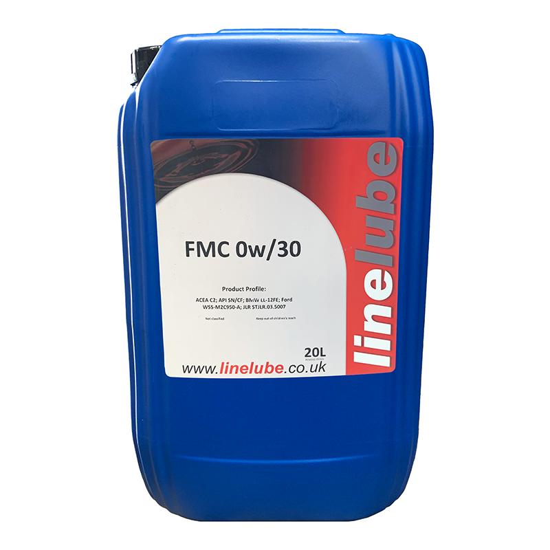 Linelube FMC 5W30 Engine Oil