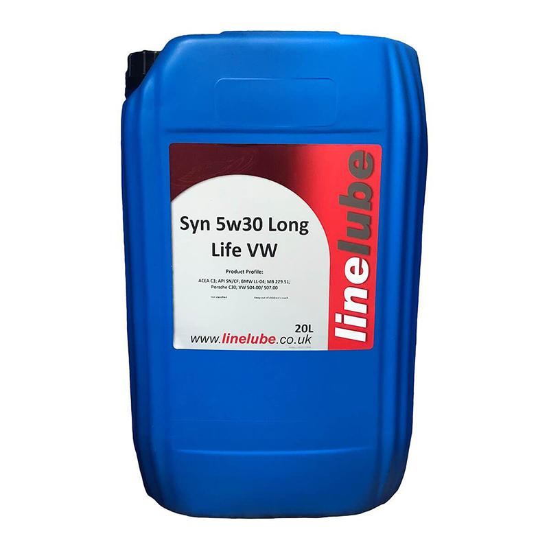 Linelube Semi Synthetic 5W30 Engine Oil
