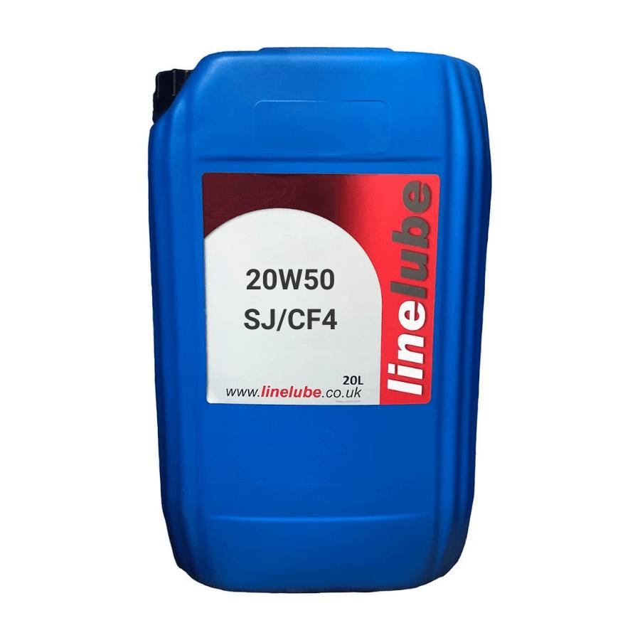Linelube 20W50 SJ/CF4