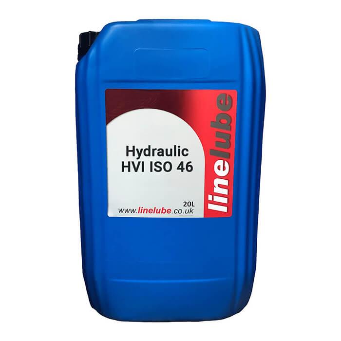 Linelube Hydraulic Oil HVI ISO 46
