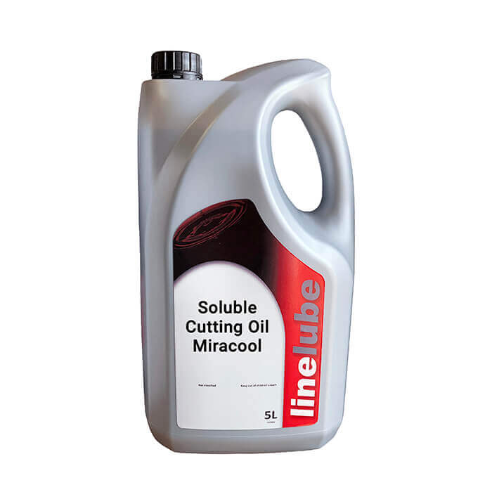 Linelube Soluble Cutting Oil Miracool