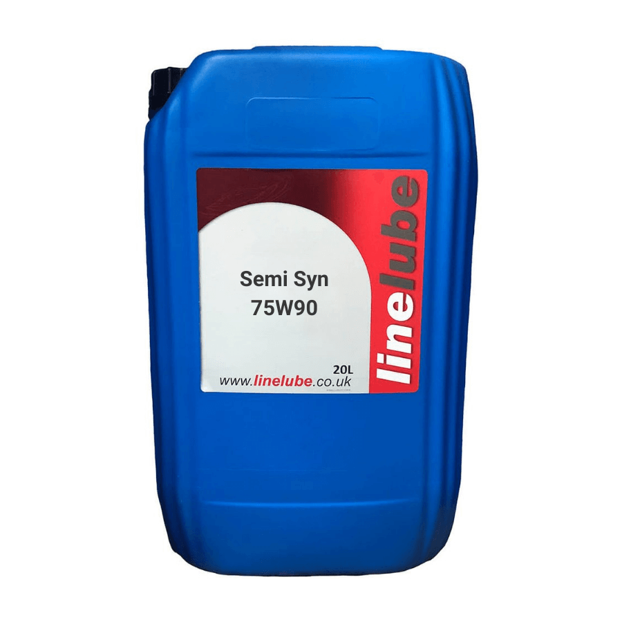 Linelube Semi Synthetic 75W90 Gear Oil