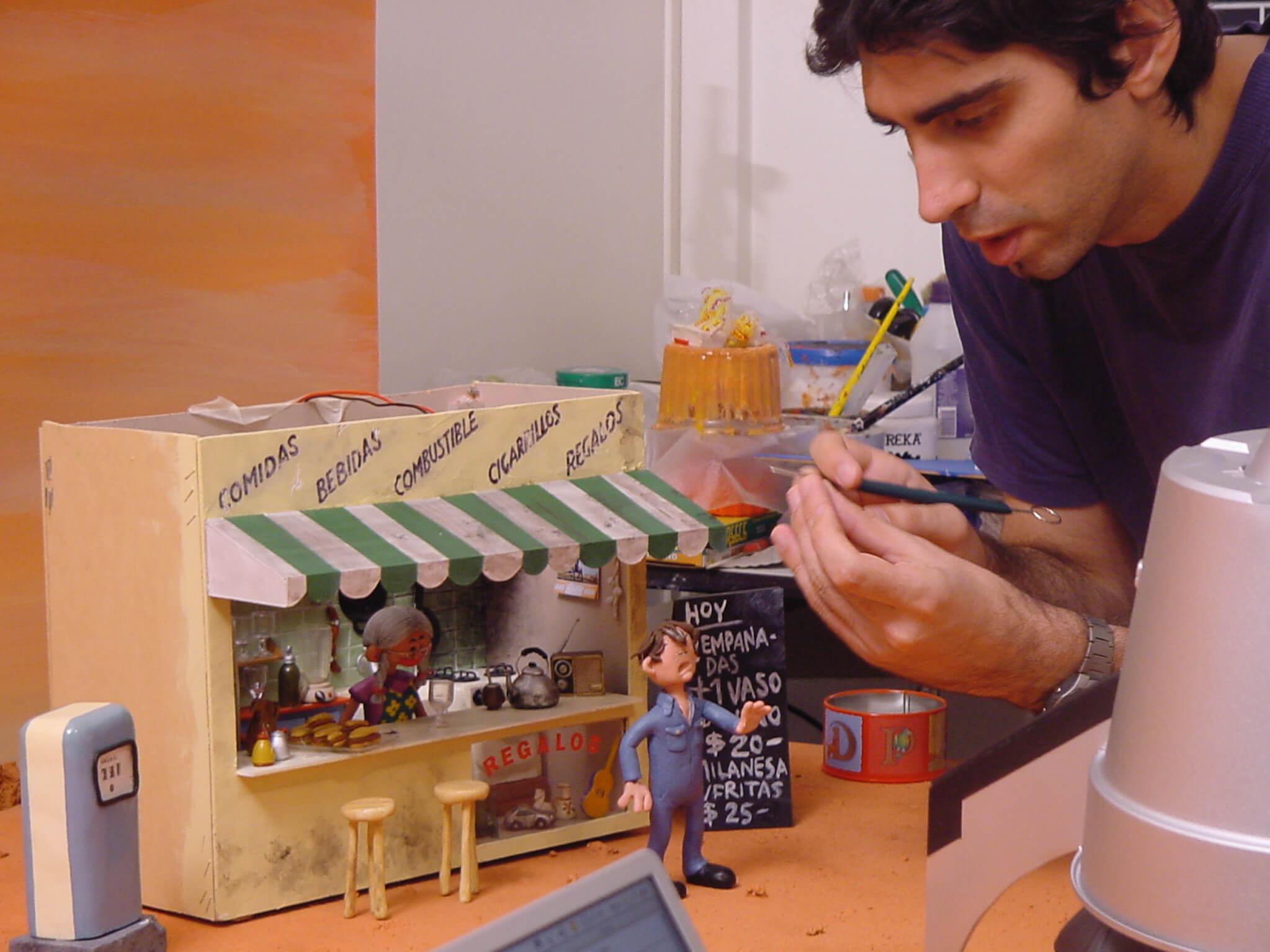 מפגש אמן - חואן פאבלו זרמלה