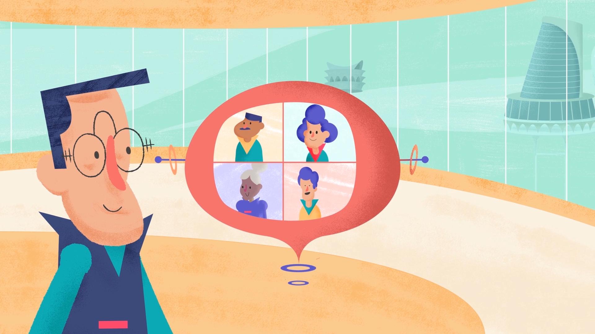 סרט נע: איך יוצרים סרט אנימציה מוזמן כך שכל הצדדים יצאו (די) מרוצים