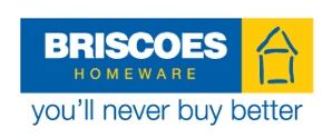 Briscoes Homeware logo