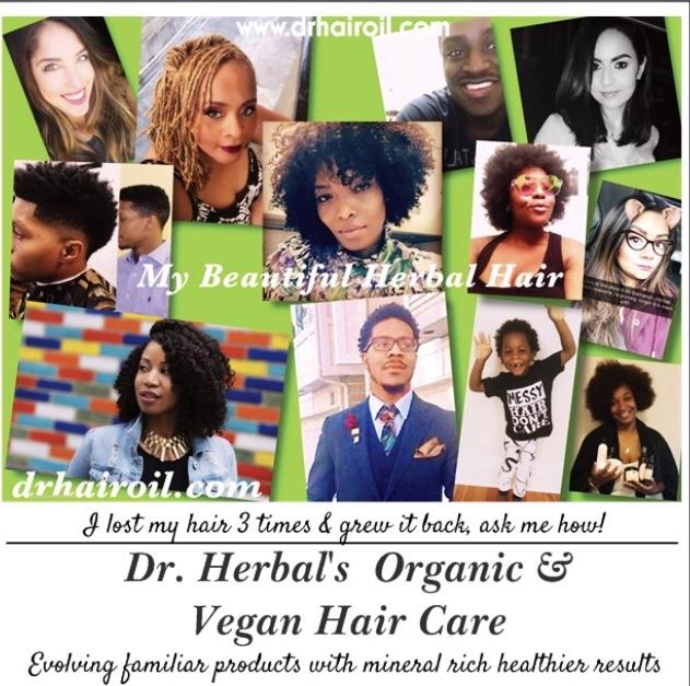 Dr. Herbal's Organic & Vegan Hair Care