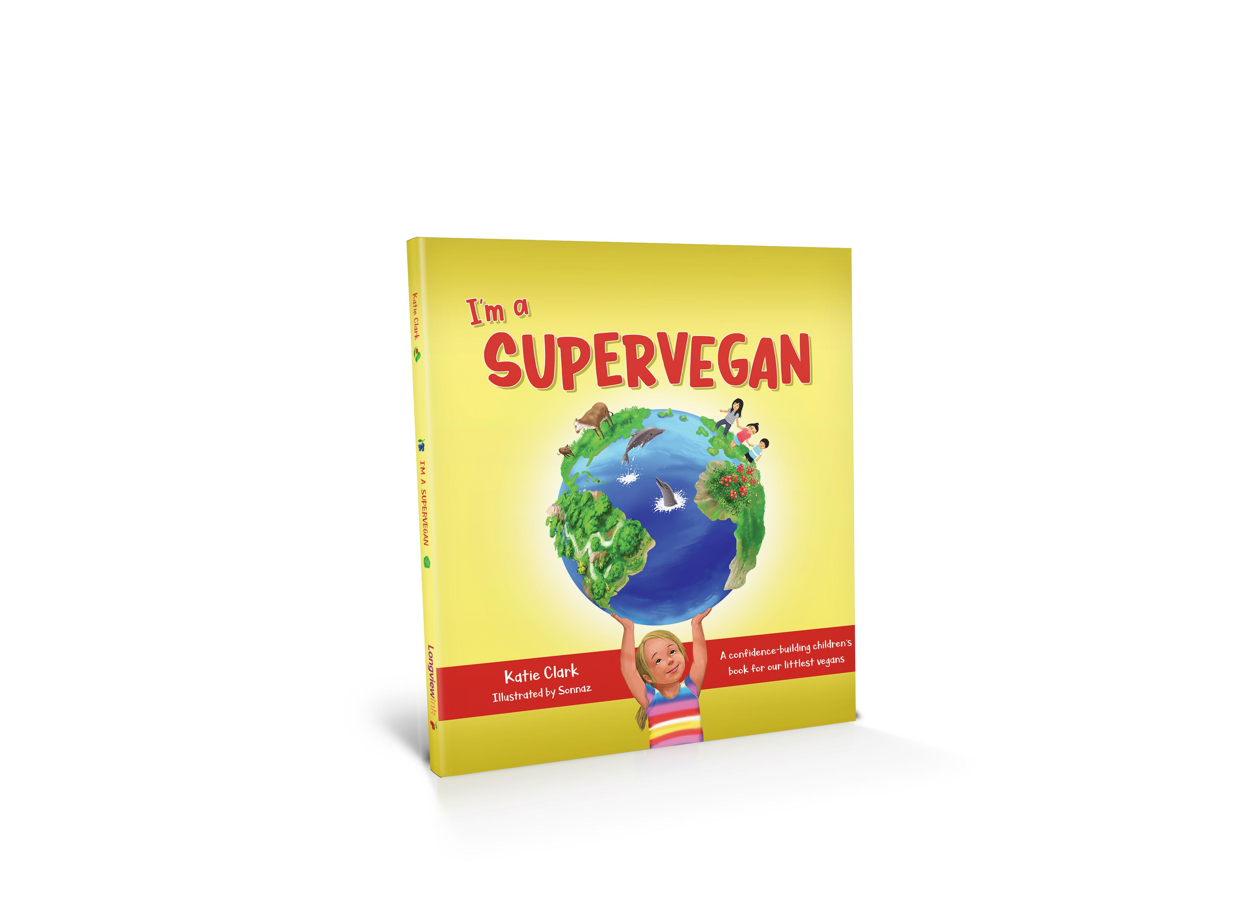 Katie Clark, vegan children's author