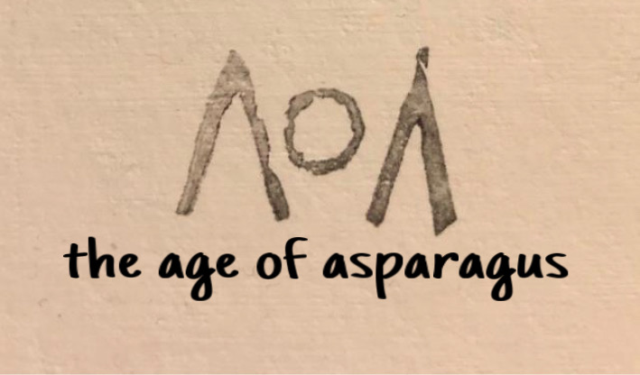 The Age of Asparagus